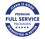 Ozone Disinfection - Full Service
