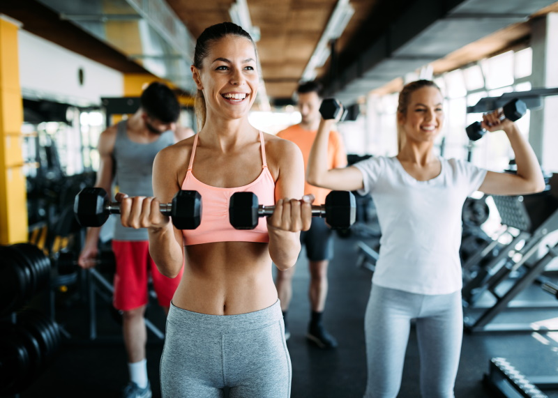Ozone Disinfection - Gyms