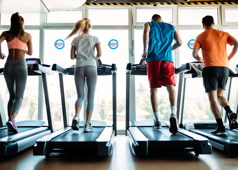Ozone Disinfection - Gym & Fitness Studios