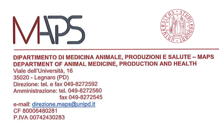 Ozone Disinfection - Department of Animal Medicine Production and Health