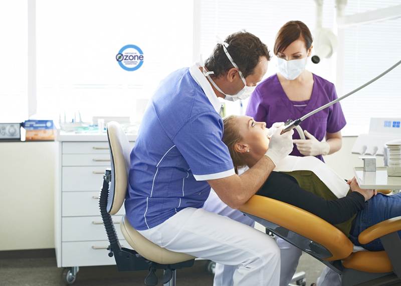 Ozone Disinfection for Dentists and Medical Centers