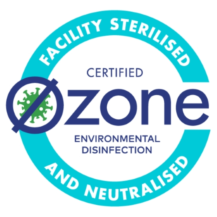 Ozone Disinfection - GOLD STANDARD - WORLD FIRST - OZONE GAS NEUTRALISES COVID-19